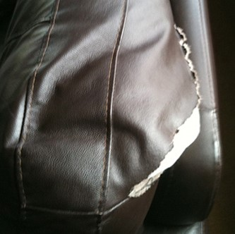 Leather Upholstery Repairs Experts